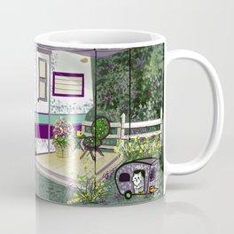 Glamping Hideaway! Coffee Mug