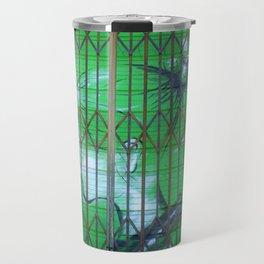 Caged Girl Travel Mug