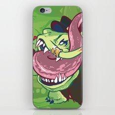 The River King iPhone & iPod Skin