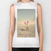 super hero Biker Tanks featuring Super Hero by short stories gallery