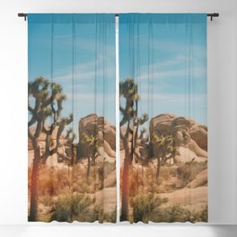Joshua Tree Blackout Curtain