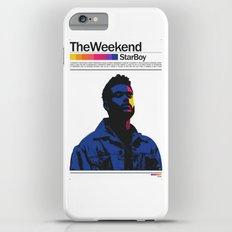 TheWeeknd Slim Case iPhone 6 Plus
