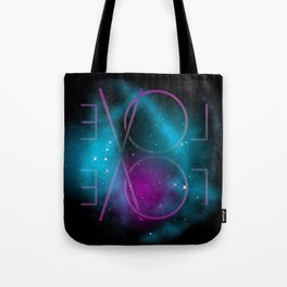 evol – Universe Tote Bag