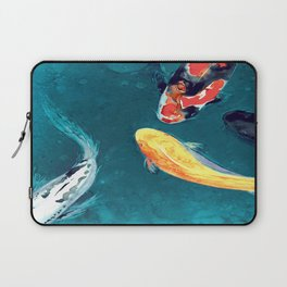 Water Ballet Laptop Sleeve