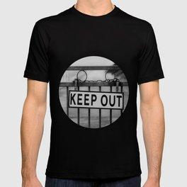 Untitled B+W  T-shirt