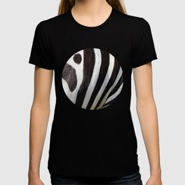"""Pop Safari 01 Zebra"" T-shirt"