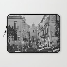 street in Bari Laptop Sleeve