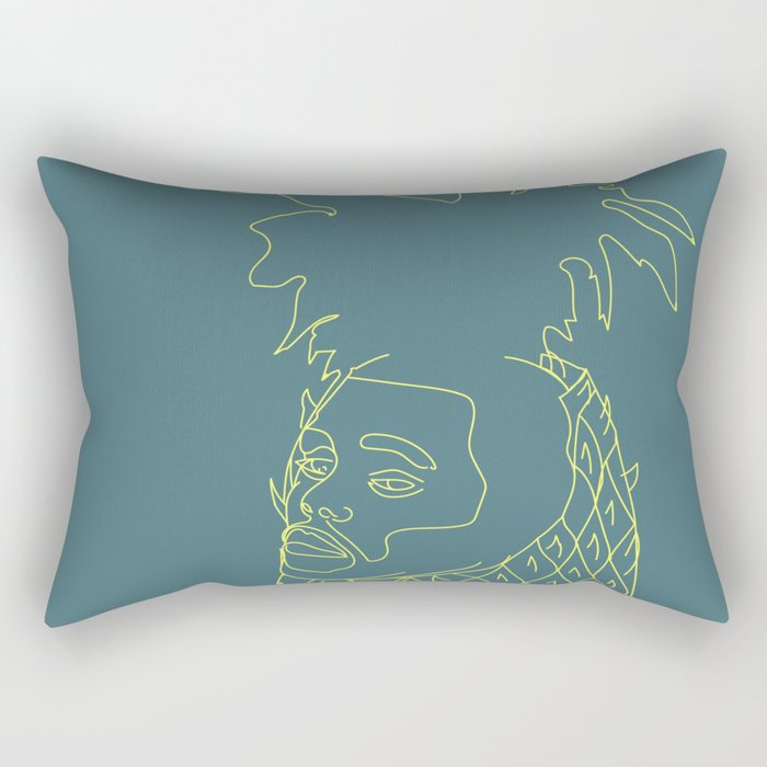 The Weeknd Rectangular Pillow