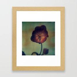 the awakening Framed Art Print