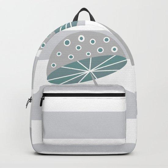 Romantic mushrooms Backpack