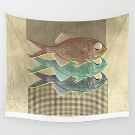 feeling selfish to sell fish Wall Tapestry