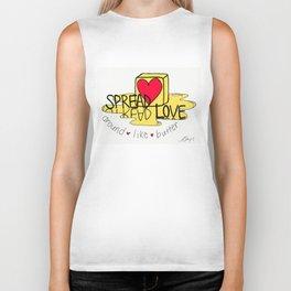 Spread Love Biker Tank