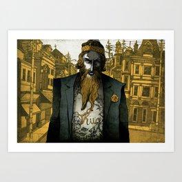 O.G. Art Print