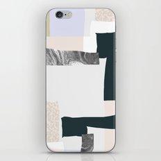 On the wall #2 iPhone & iPod Skin