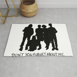 Don't You Forget About Me Rug