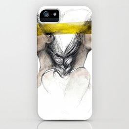 Twins sisters soulmates iPhone Case