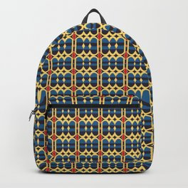 Faceted Jewels Backpack