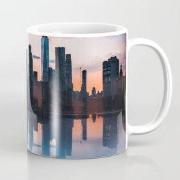 Downtown Reflections Coffee Mug