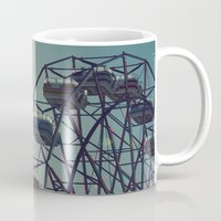 coasters Mugs featuring Adventure is Waiting by RDelean