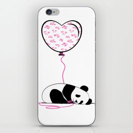 In Love iPhone Skin