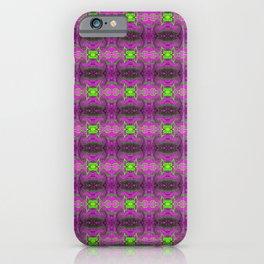 Riddle Box OG Pattern iPhone Case