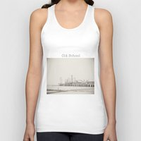 old school Tank Tops featuring Old School by Libertad Leal Photography