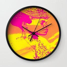 I 2 Sing America Wall Clock