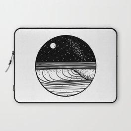 Starlit Wave Laptop Sleeve