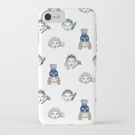 Badass Goddesses iPhone Case