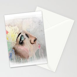 Beautiful Mindset Stationery Cards