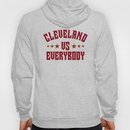 Cleveland Vs Everybody 2018 Sports champs Hoody
