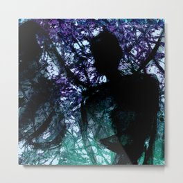 Angel Of Mystery No 15G by Kathy Morton Stanion Metal Print