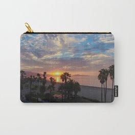 Big Blue Sunrise in Santa Barbara Carry-All Pouch