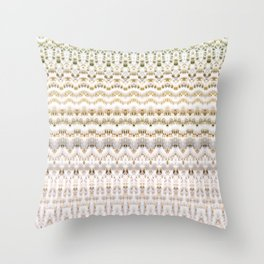 Coral Indonesia 2 Throw Pillow
