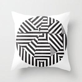 Dazzle 02. Throw Pillow