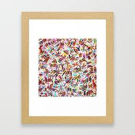 Colores de Primavera Framed Art Print