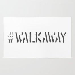 Hashtag Walkaway Rug