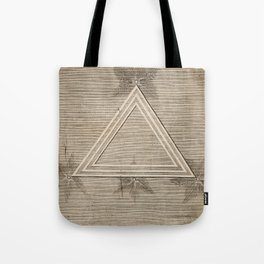 Hugo de Groot's Syntagma Arateorum 1600 - 16 Deltoton or Triangulum Tote Bag