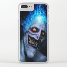 Hades Clear iPhone Case