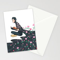 Flowering Tyler Stationery Cards