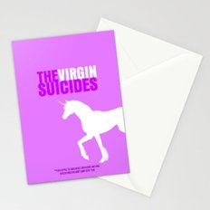 The Virgin Suicides Movie Poster Stationery Cards