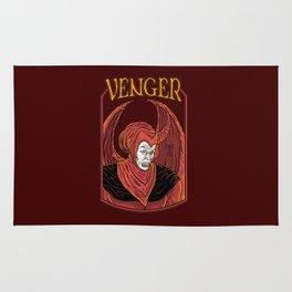 Venge, force of Evil Rug