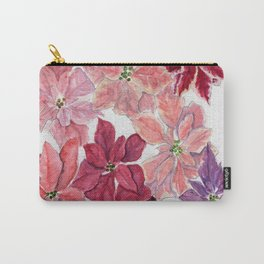 Shades Of Christmas Carry-All Pouch