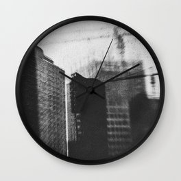 Urban Decay No.1 Wall Clock