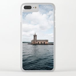 Normanton Church Clear iPhone Case