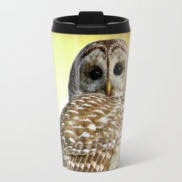 She sees right into the heart of me Travel Mug