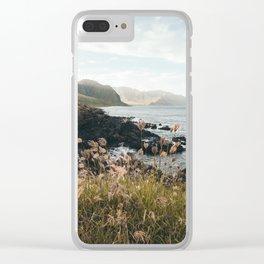 Oahu, Hi Clear iPhone Case