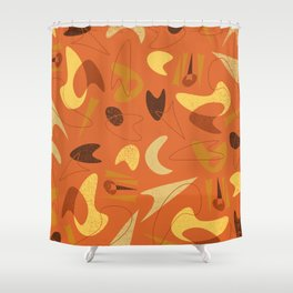 Ambrym Shower Curtain