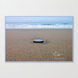 Zen & The Art Of Surf Canvas Print