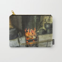 Olde Kitchen Fire Carry-All Pouch